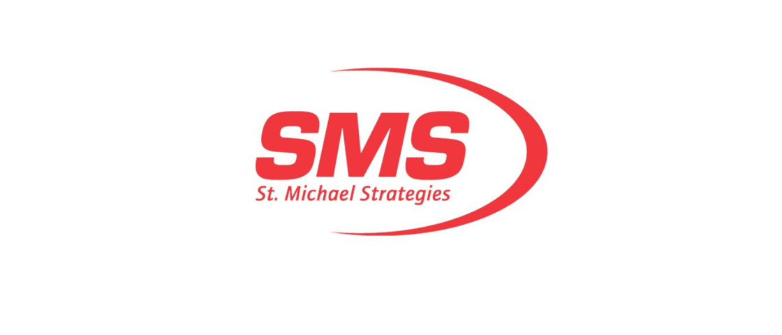 sms storetraffic - people counting solutions - st. michael strategies logo