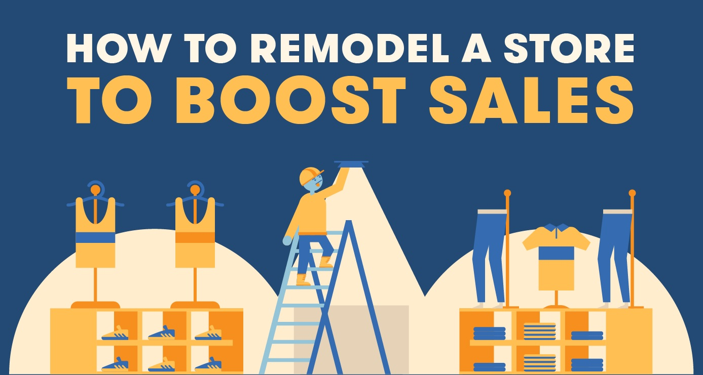 How Remodeling Your Retail Store Design Can Boost Your Sales