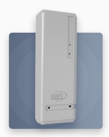 pearl - wireless beam counter- white - storetraffic
