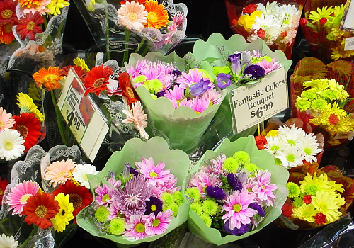 Store Flowers Pricing Psychology