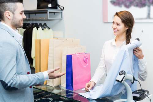 customer experience in retail store
